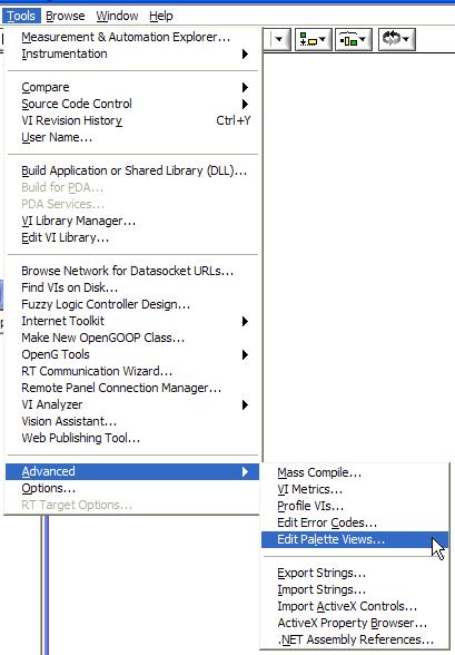how can i write  mnu files - Development Environment (IDE) - LAVA