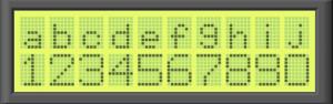 LCD panel.ctl, LCD panel.vi