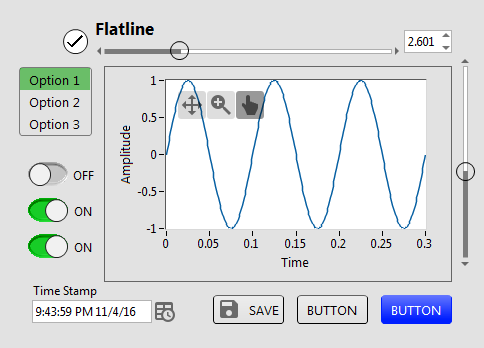 Flatline Controls