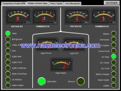 Patrol Boat Software Demo - Voltage and current check