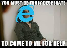 Image result for internet explorer meme