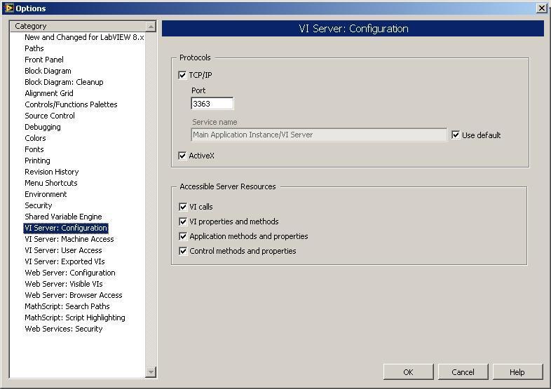 Palette Editing API - Development Environment (IDE) - LAVA