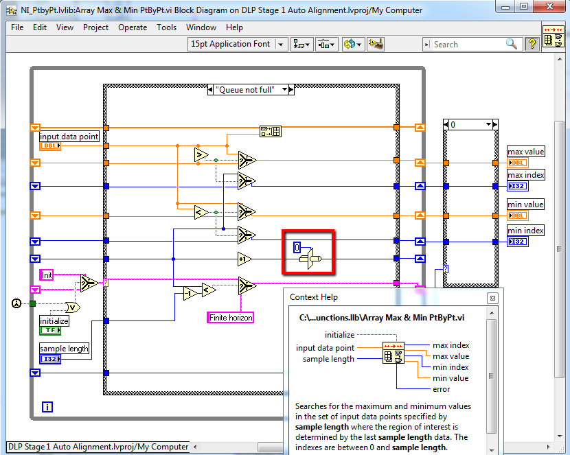 Type Cast from I32 to I32? - LabVIEW General - LAVA