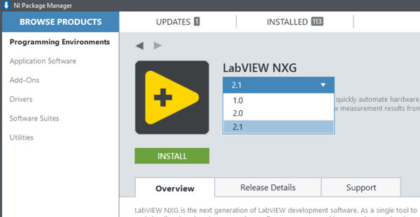 LabVIEW 2018 Available for download - LabVIEW General - LAVA